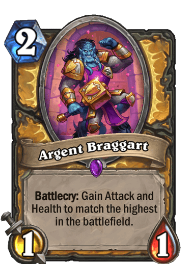 Argent Braggant