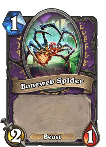 Boneweb Spider