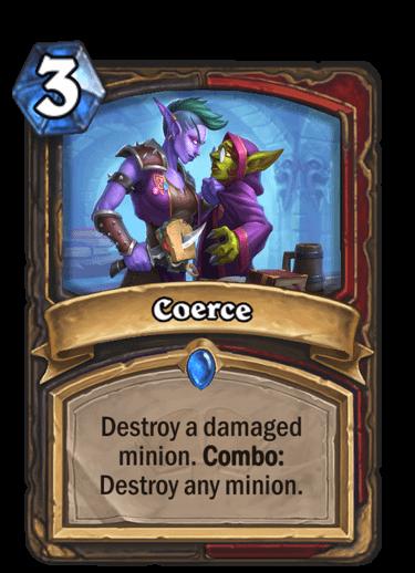 Coerce