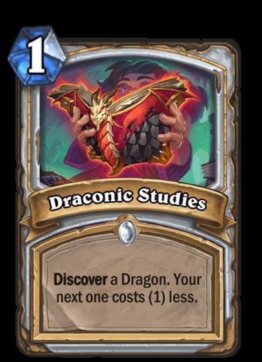 Draconic Studies