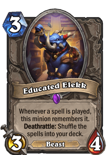 Educated Elekk