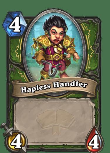 Hapless Handler