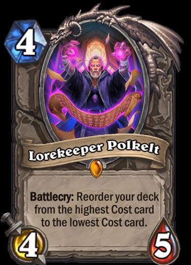 Lorekeeper Polkelt