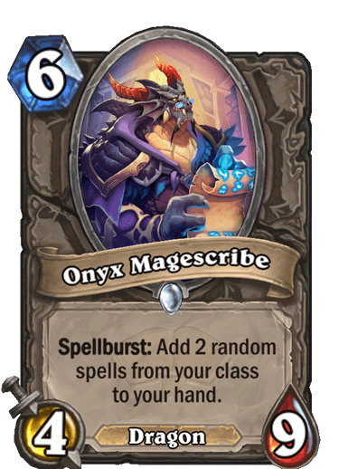 Onyx Magescribe