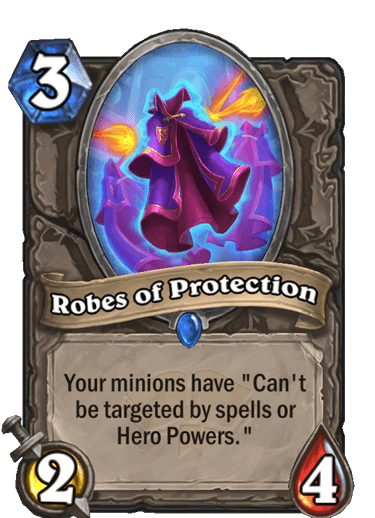 Robes of Protection