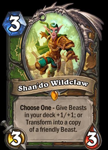 Shando Wildclaw