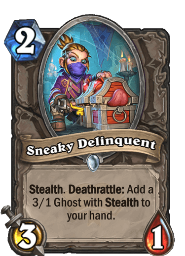 Sneaky Delinquent