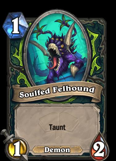 Soulfed Felhound