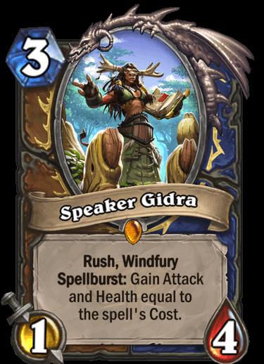 Speaker Girda