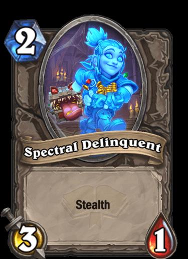 Spectral Deqlinquent