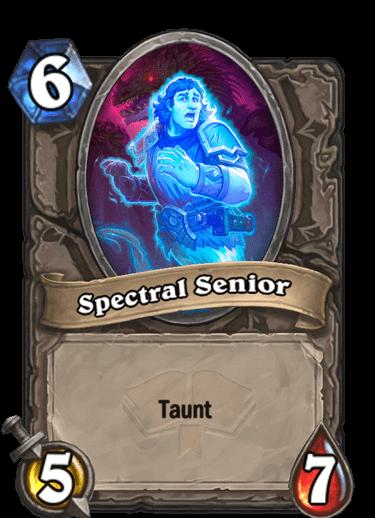 Spectral Senior