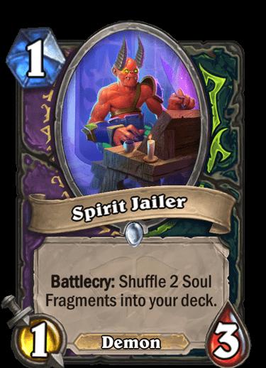 Spirit Jailer