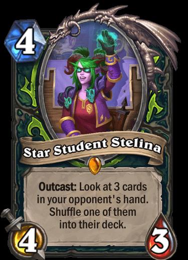 Star Student Stelina
