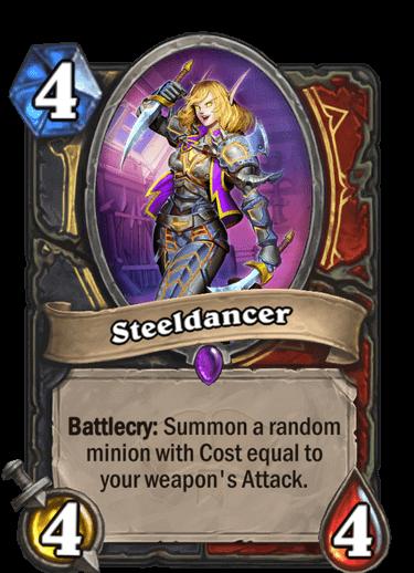 Steel Dancer