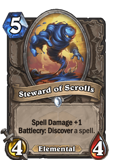 Steward of Scrolls