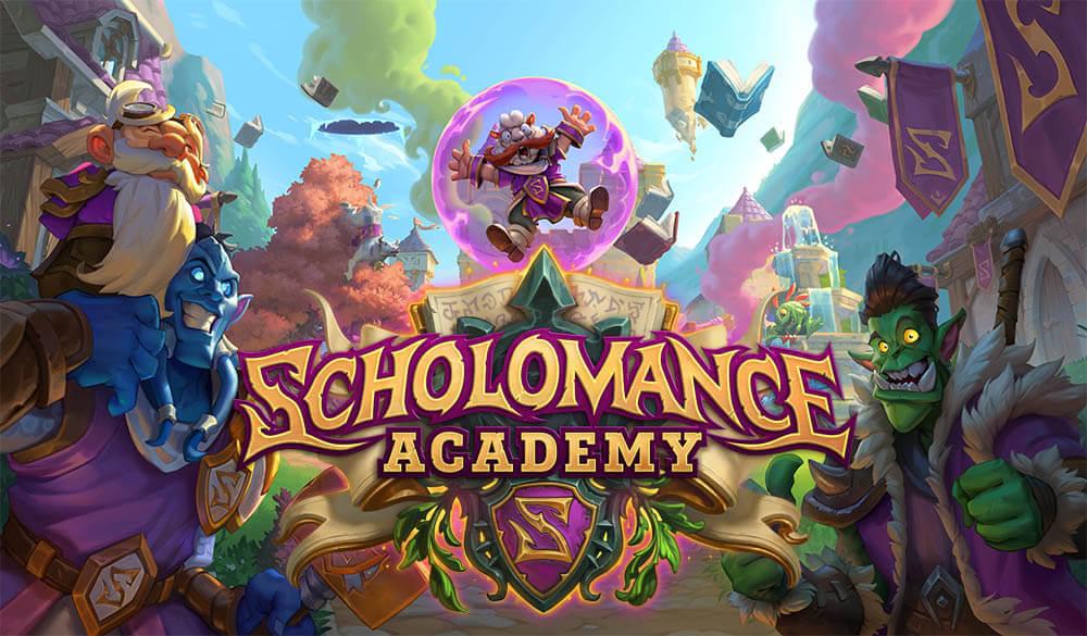 Scholomance Academy Hearthstone expansion, kiegészítő