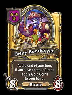 Briny Bootlegger Golden