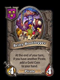 Briny Bootlegger