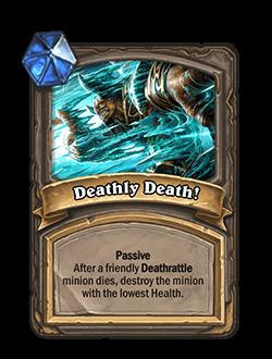 Deathly Death