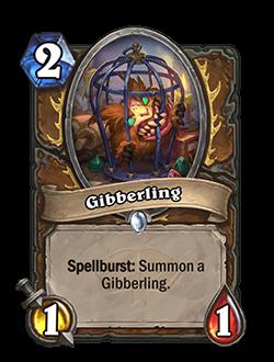 Gibberling nerf