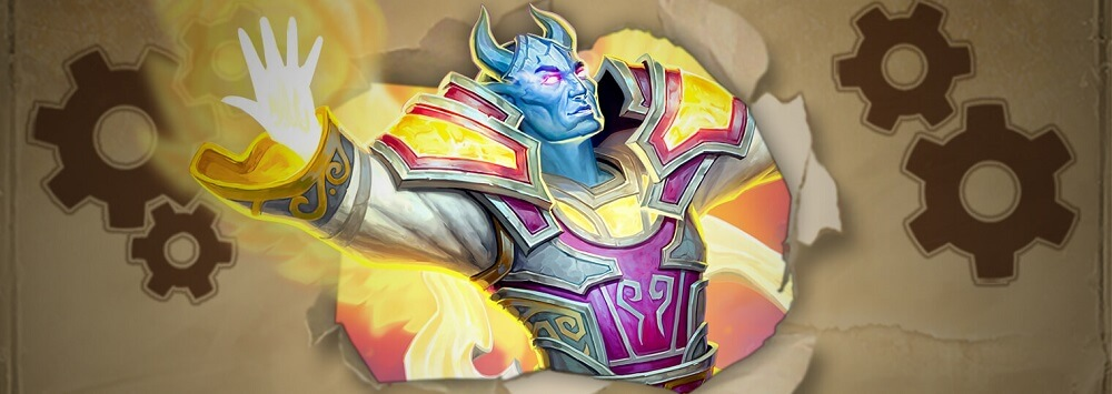 Hearthstone Patch 20.8.2