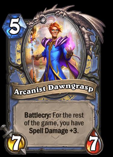Arcanist Dawngrasp