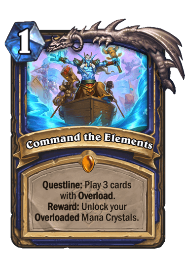 Command the Elements