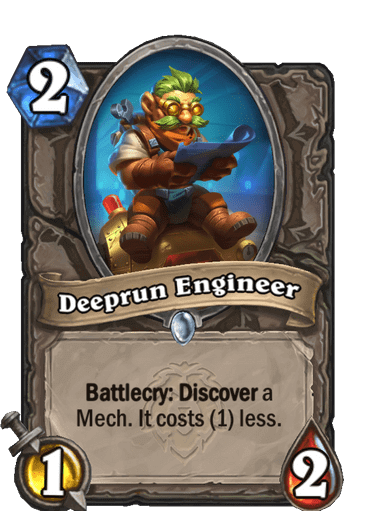 Deeprun Engineer