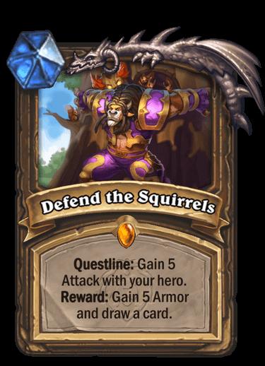 Defend the Squirrels