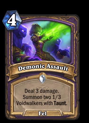 Demonic Assault