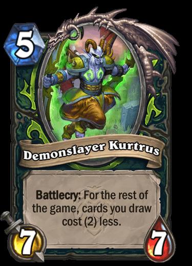Demonslayer Kurtrus