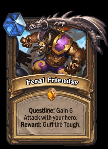 Feral Friendsy