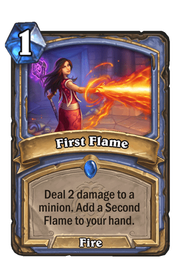 First Flame