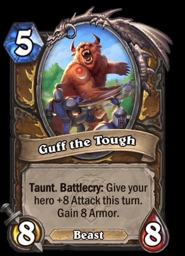 Guff the Tough