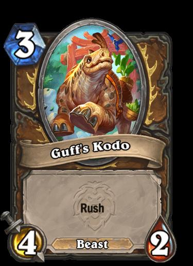 Guffs Kodo