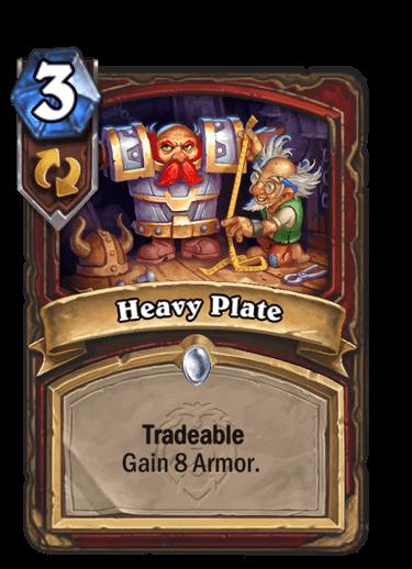 Heavy Plate