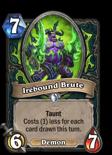 Irebound Brute