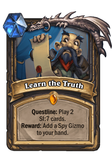 Learn the Truth