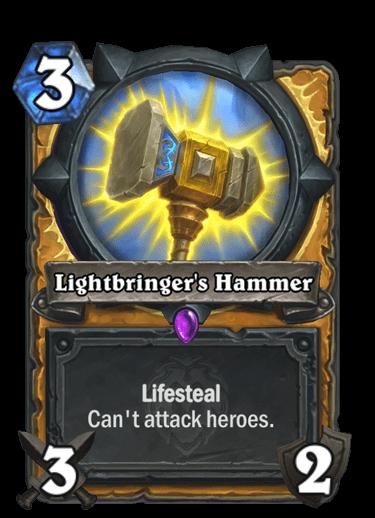 Lightbringers Hammer