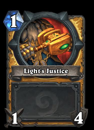 Lights Justice