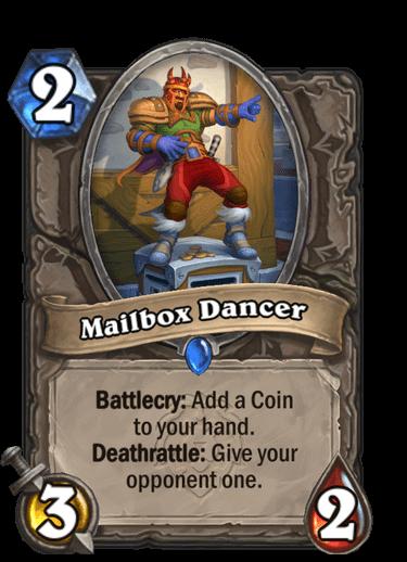 Mailbox Dancer