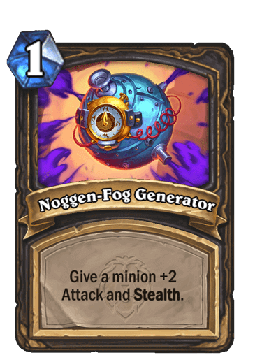 Noggen Fog Generator