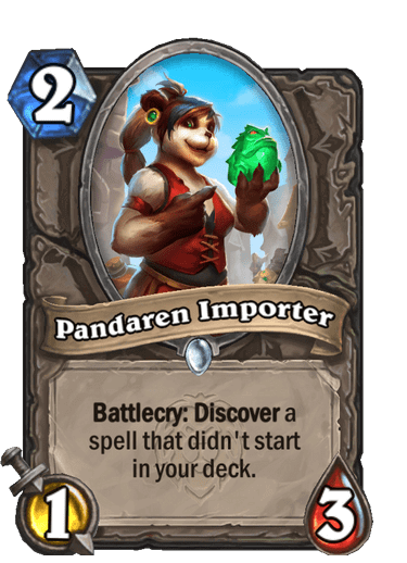 Pandaren Importer