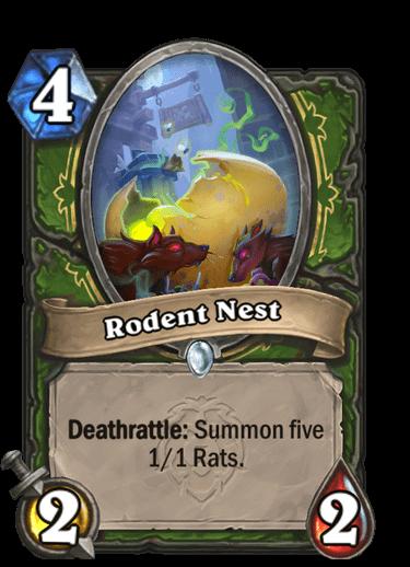 Rodent Nest