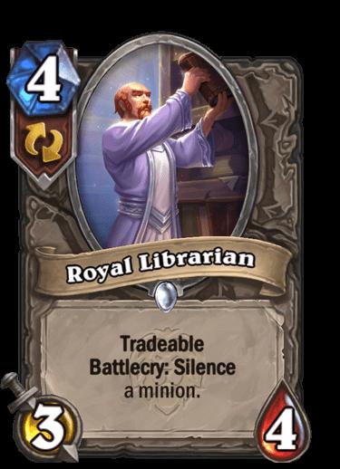 Royal Librarian