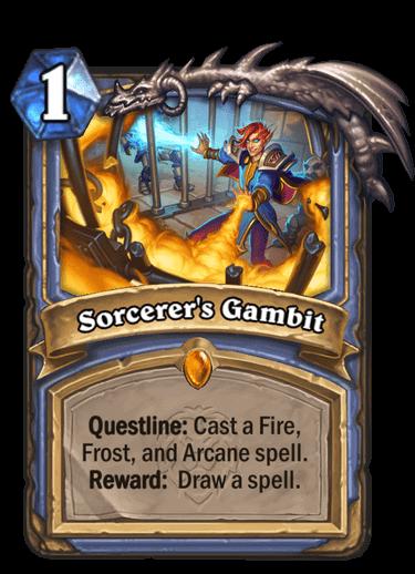 Sorcerers Gambit