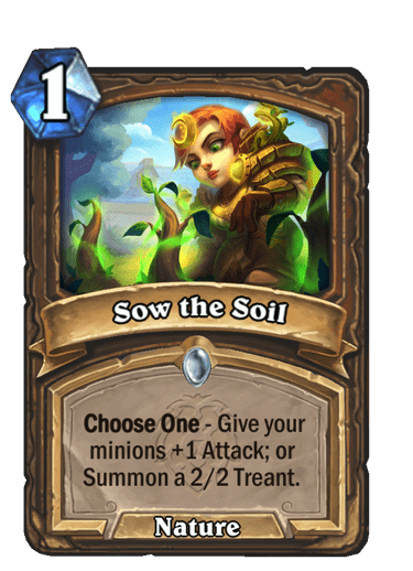 Sow the Soil