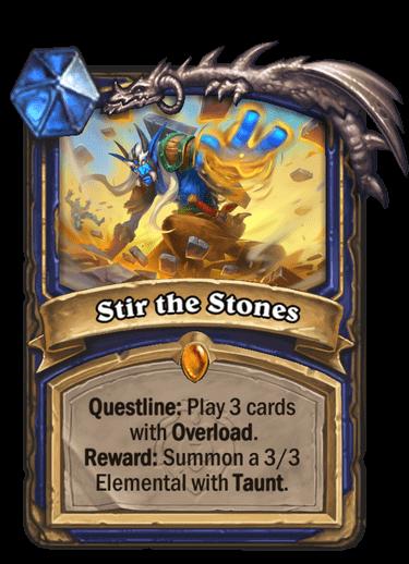 Stir the Stones