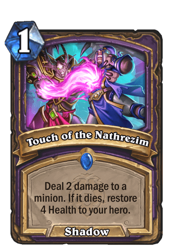 Touch of the Nathrezim