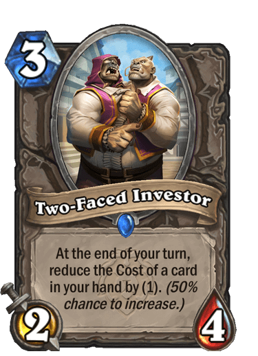 Two-Face Investor
